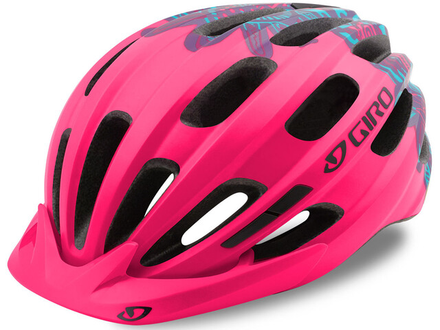 Giro Hale Helmet Youth Matte Bright Pink